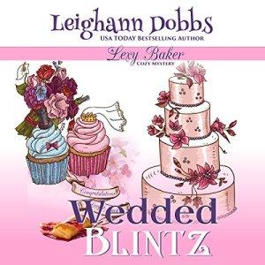 Wedded Blintz audiobook cover art