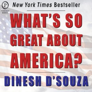 What's So Great About America audiobook cover art
