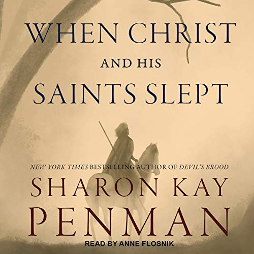 When Christ and His Saints Slept audiobook cover art