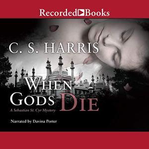 When Gods Die audiobook cover art