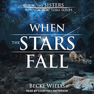 When the Stars Fall audiobook cover art