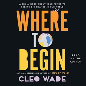 Where to Begin audiobook cover art