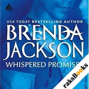 Whispered Promises audiobook cover art
