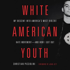 White American Youth audiobook cover art