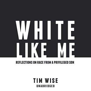 White Like Me audiobook cover art