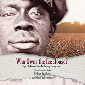 Who Owns the Ice House? audiobook cover art