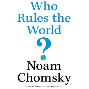 Who Rules the World? audiobook cover art