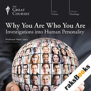 Why You Are Who You Are audiobook cover art