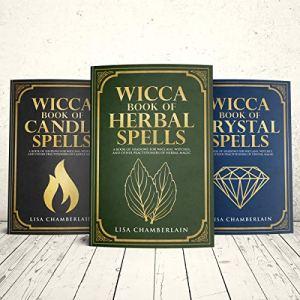 Wicca Spellbook Starter Kit audiobook cover art