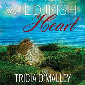 Wild Irish Heart audiobook cover art