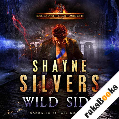 Wild Side audiobook cover art