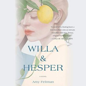 Willa & Hesper audiobook cover art