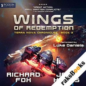 Wings of Redemption audiobook cover art