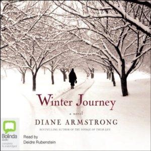 Winter Journey audiobook cover art