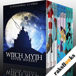 Witch Myth Super Boxset audiobook cover art