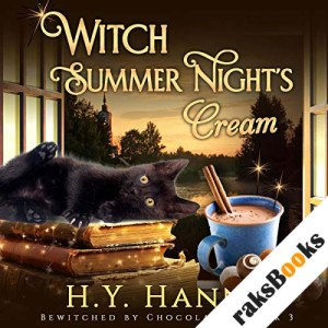 Witch Summer Night's Cream audiobook cover art
