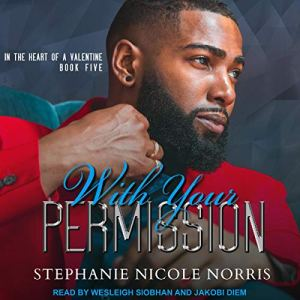 With Your Permission audiobook cover art