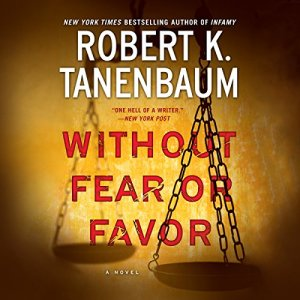 Without Fear or Favor audiobook cover art