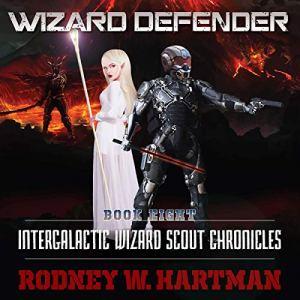 Wizard Defender audiobook cover art