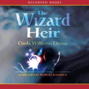 Wizard Heir audiobook cover art