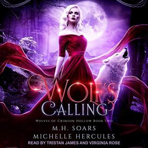 Wolf's Calling audiobook cover art
