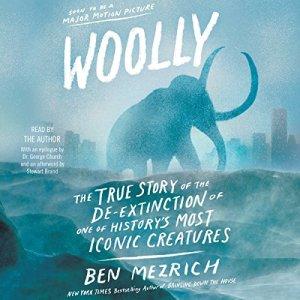 Woolly audiobook cover art