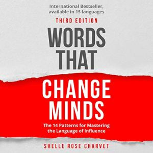 Words That Change Minds audiobook cover art