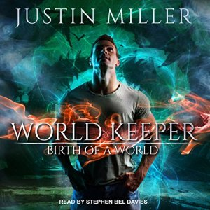 World Keeper: Birth of a World audiobook cover art