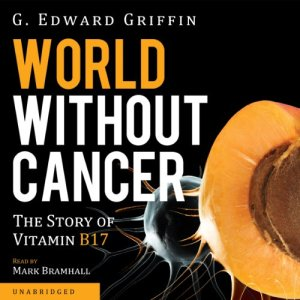 World Without Cancer audiobook cover art