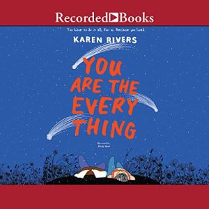 You Are the Everything audiobook cover art