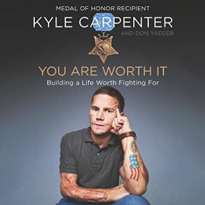You Are Worth It audiobook cover art
