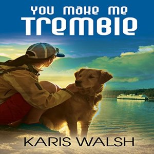 You Make Me Tremble audiobook cover art