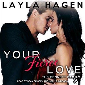 Your Fierce Love audiobook cover art
