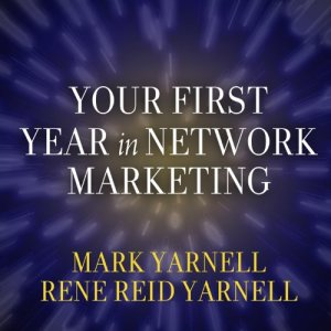Your First Year in Network Marketing audiobook cover art