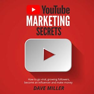 YouTube Marketing Secrets audiobook cover art