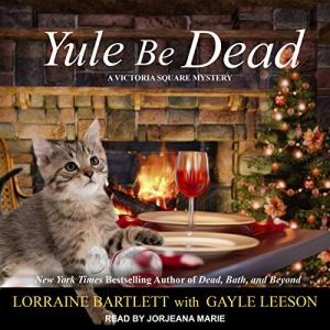 Yule Be Dead audiobook cover art
