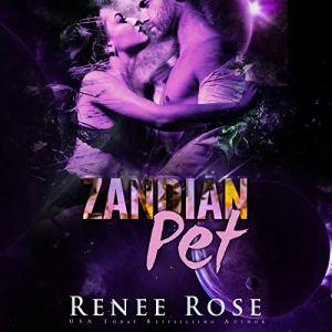 Zandian Pet audiobook cover art