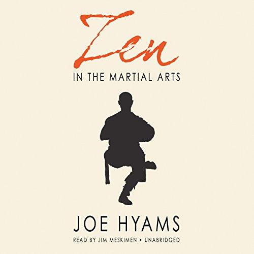 Zen in the Martial Arts audiobook cover art