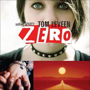 Zero audiobook cover art