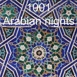 1001 Arabian Nights Audiobook By Anonymous cover art