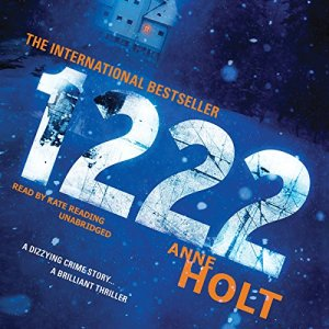 1222: The Hanne Wilhelmsen Novels, Book 8 Audiobook By Anne Holt cover art