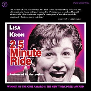 2.5 Minute Ride Audiobook By Lisa Kron cover art