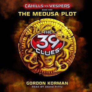 39 Clues: Cahills vs. Vespers Audiobook By Gordon Korman cover art
