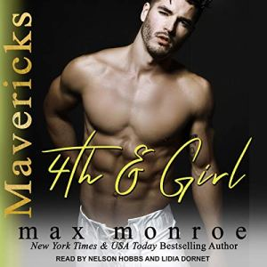 4th and Girl Audiobook By Max Monroe cover art