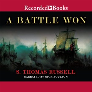 A Battle Won Audiobook By S. Thomas Russell cover art