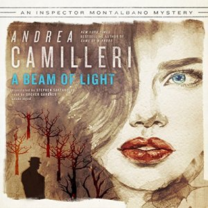A Beam of Light Audiobook By Andrea Camilleri cover art