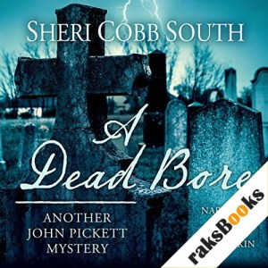 A Dead Bore Audiobook By Sheri Cobb South cover art