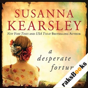 A Desperate Fortune Audiobook By Susanna Kearsley cover art