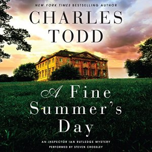 A Fine Summer's Day Audiobook By Charles Todd cover art