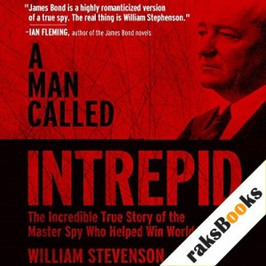 A Man Called Intrepid Audiobook By William Stevenson cover art